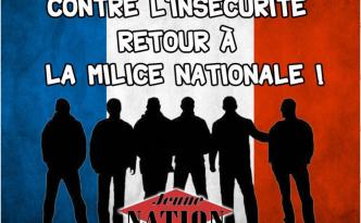 contre l'insécurité retour à la milice nationale2