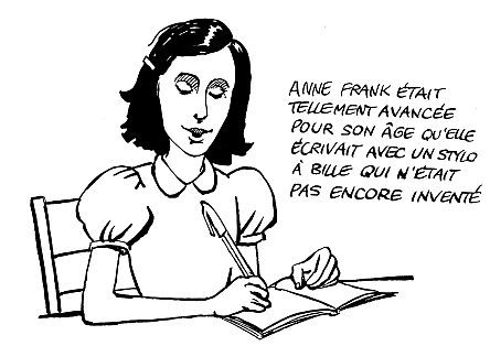 L'appât du gain au secours de la vérité sur le prétendu « Journal » d'Anne Franck ?