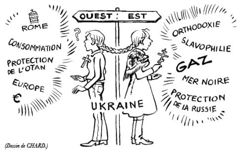 Ukraine : deux députés pour le Secteur droit