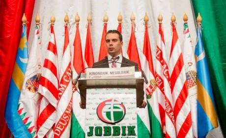 Le président du Jobbik dénonce le sionisme du Front national