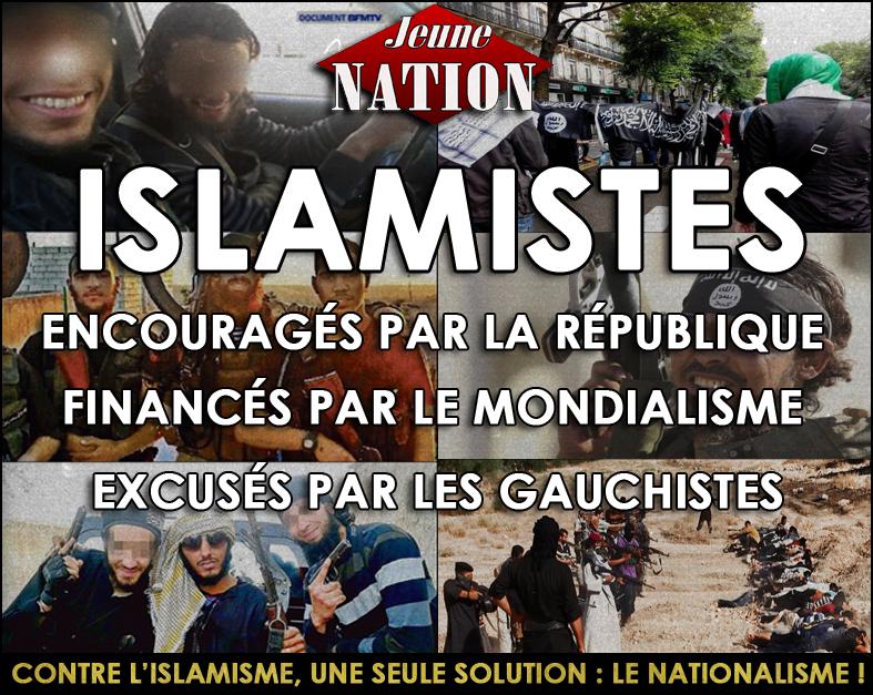 Vidéo des égorgeurs de l'ÉI brûlant leurs passeports et appellant à attaquer les Français