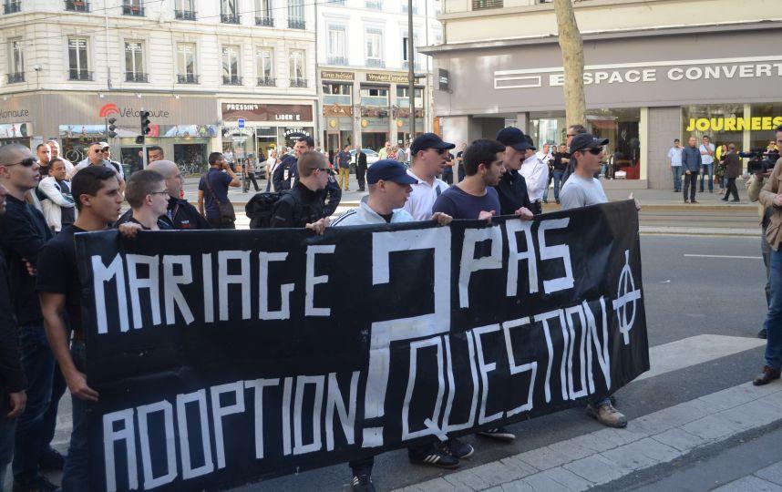 Un militant nationaliste en procès pour avoir défendu le mariage