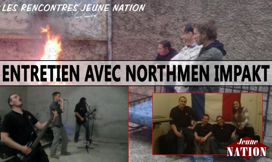 JN à la rencontre de Northmen Impakt