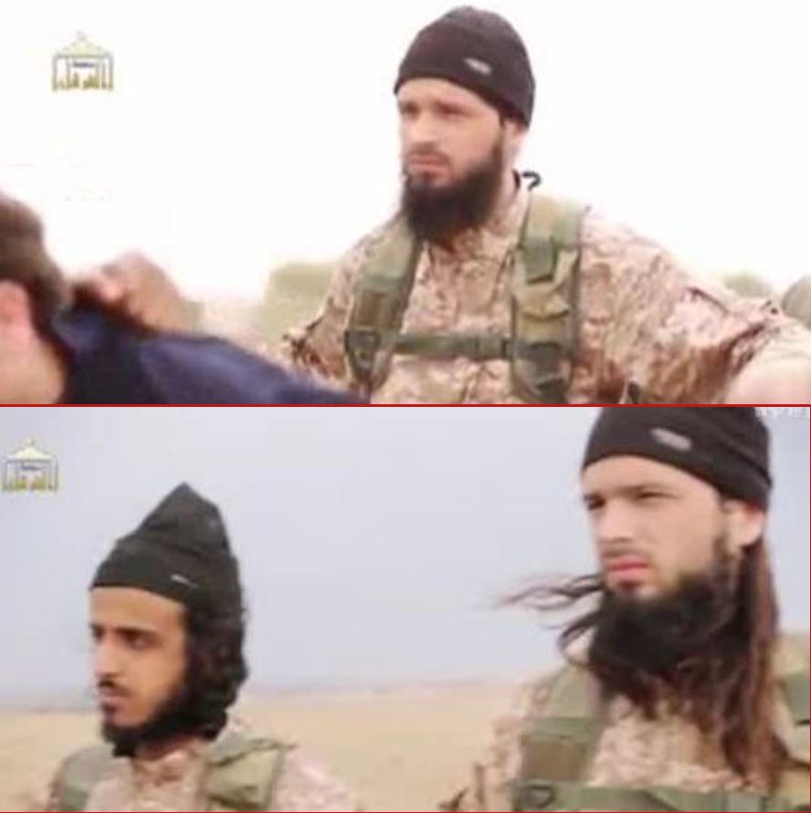 Deux Français reniés parmi les assassins de l'État islamique