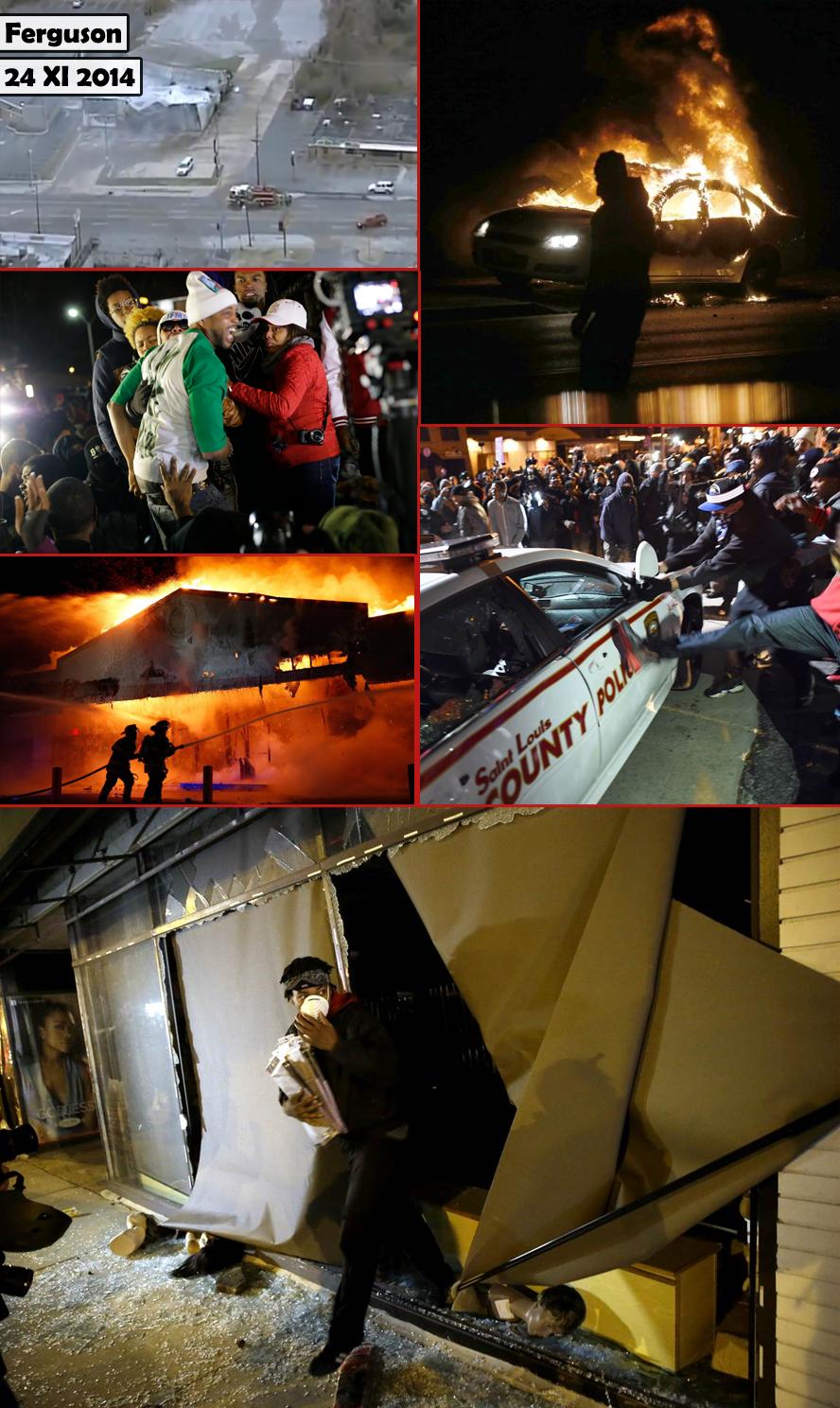 """Ferguson : Taubira dévoile sa vision raciste de la """"justice"""" et cite une chanson appelant au meurtre des policiers"""
