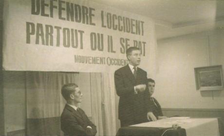 4 mai 1964 : 1ere réunion publique d'Occident