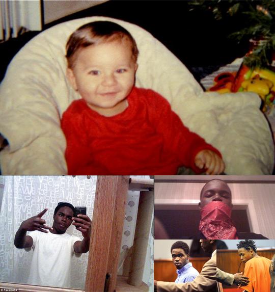 Antonio, 13 mois et ses deux bourreaux africains