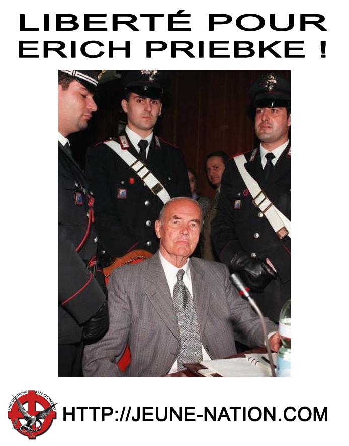 Liberté pour Erich Priebke