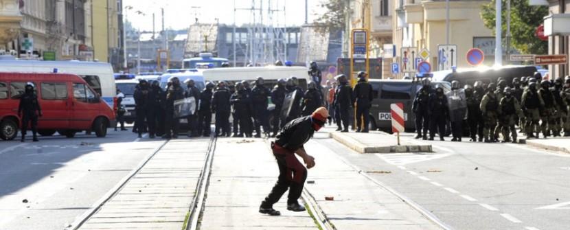 Révolte populaire contre les gitans en Tchéquie