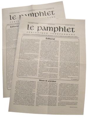 Le Pamphlet