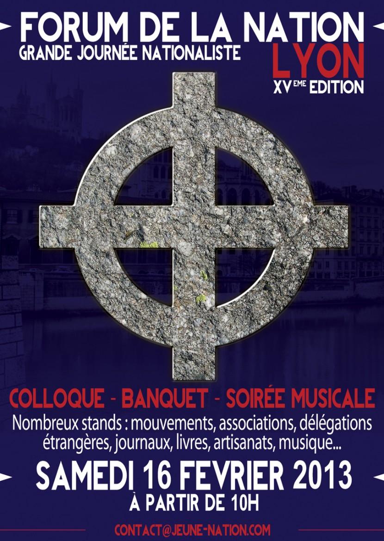 XVIe Forum de la Nation : Interventions de Mme Gandillon et Mlle Lussaud, et du représentant de GefangenenHilfe