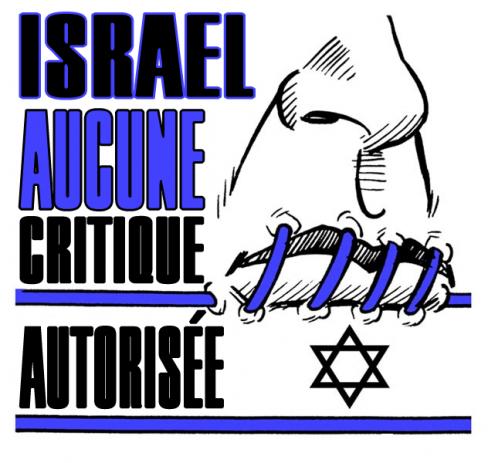 israel-aucune-critique-autorisee