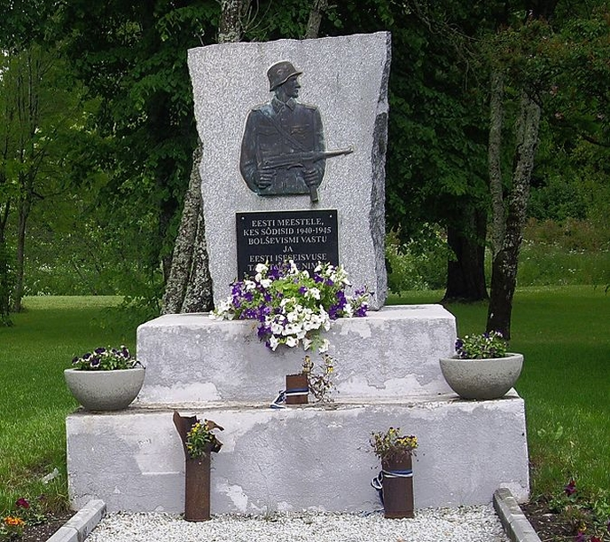 monument lihula