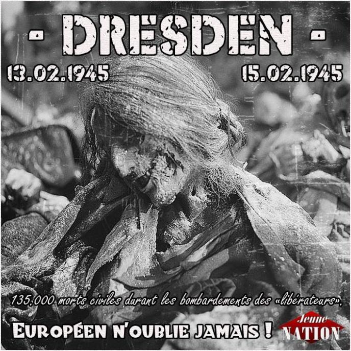 13 février 1945: Dresde, le crime des crimes