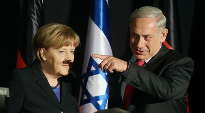 «Hitler ne voulait pas exterminer les Juifs» affirme le criminel contre l'humanité Netanyahu