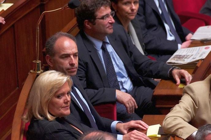 Michèle Tabarot, Jean-François Copé, Christian Jacob