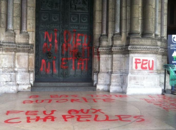 Le procureur juif Charmatz nie le caractère antichrétien d'une profanation de Saint-Laurent-de-la-Cabrerisse