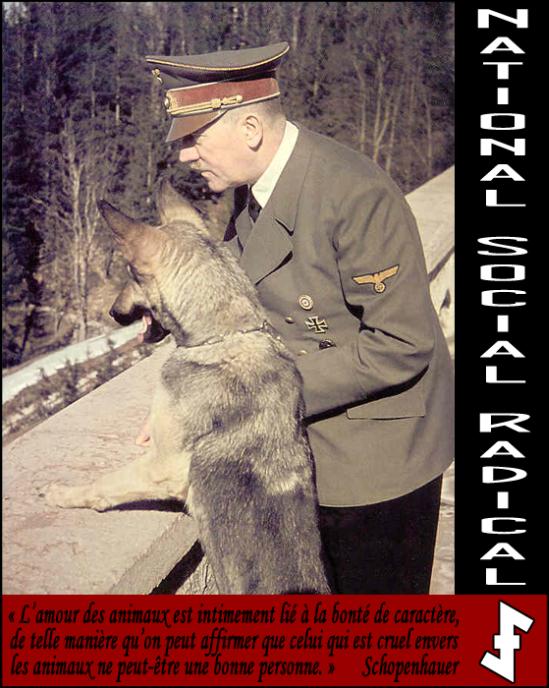 droit animal IIIe reich-hitler-schpenhauer