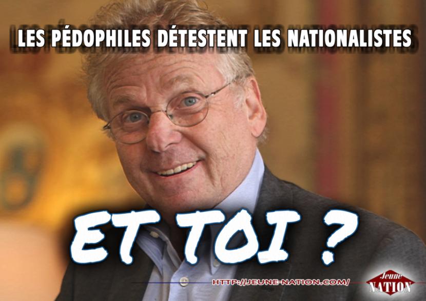 Le député antifa Edathy jugé pour pédocriminalité (mais toujours pas Cohn-Bendit)
