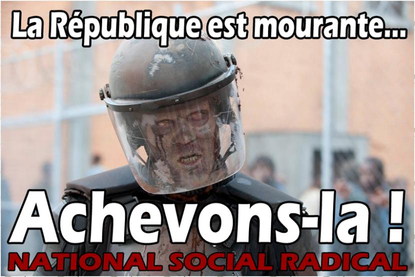 Drame de l'invasion : 3e attaque terroriste en 3 jours à Nantes ce soir