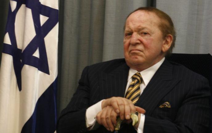 Sheldon Adelson-milliardaires-israel-casinos