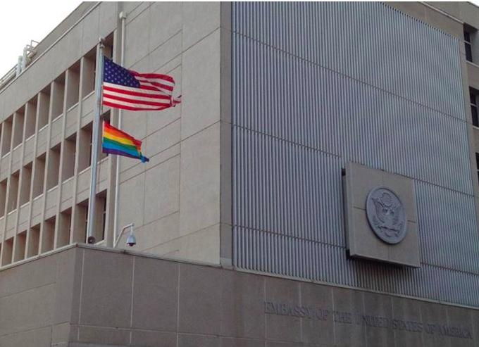 ambassade_americaine_en_israel_tel_aviv_drapeau_pederastes