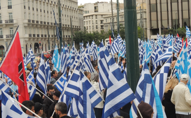 aube_dorée_manifestation_parlement-04062014-athenes (1)
