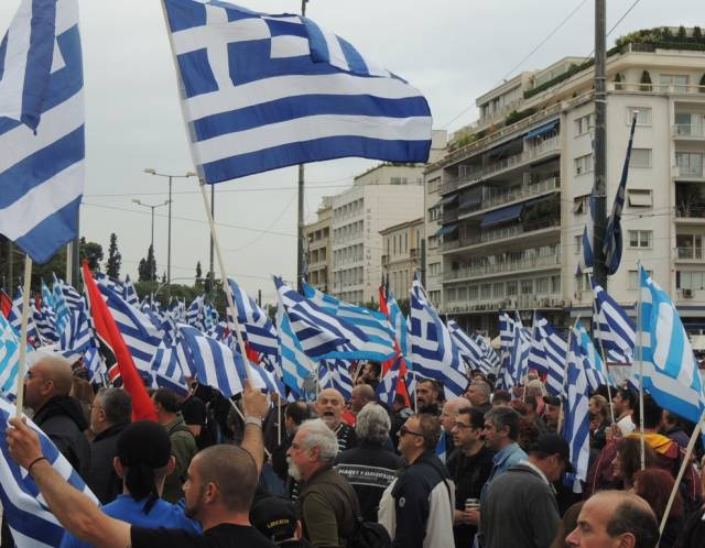aube_dorée_manifestation_parlement-04062014-athenes (2)