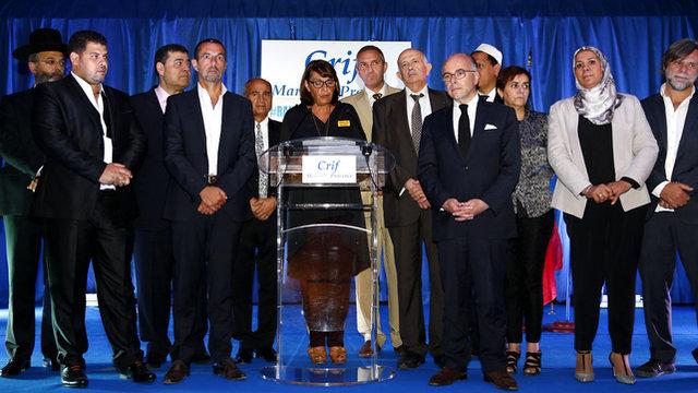 """Bernard Cazeneuve, était l'invité """"d'honneur"""" en 2014 du dîner du CRIJF Marseille."""