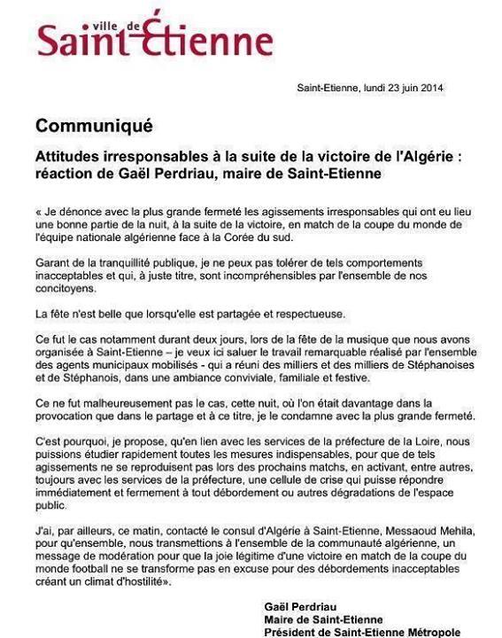 gael_perdriau_saint_etienne_algerie_debordements