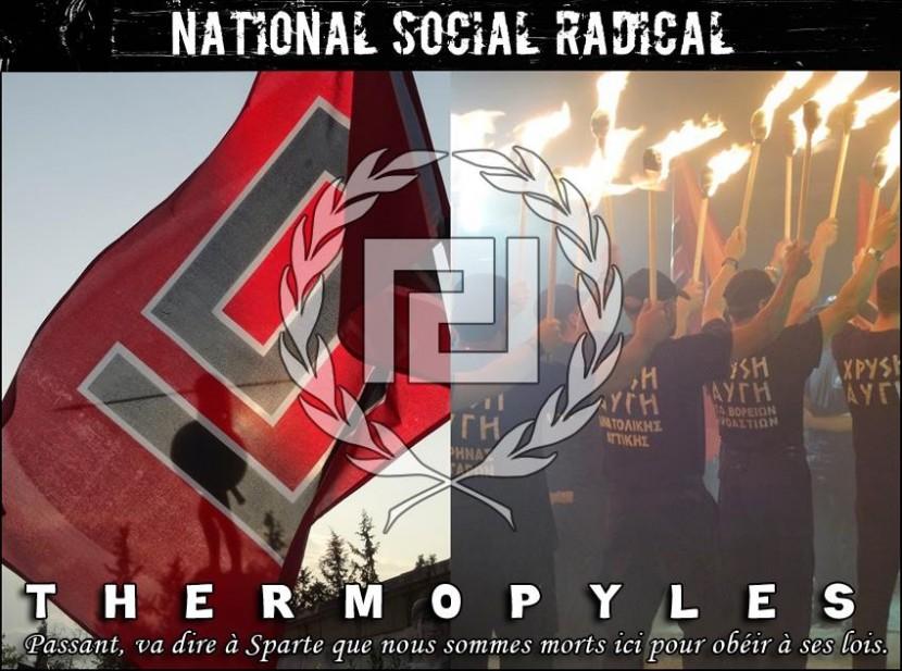 Thermopyles : histoire d'un combat héroïque et hommage des nationalistes grecs