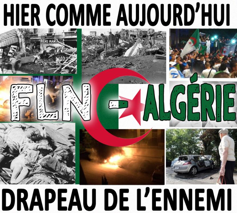 Le gouvernement d'occupation tente de mystifier la population avec les «libérateurs» algériens
