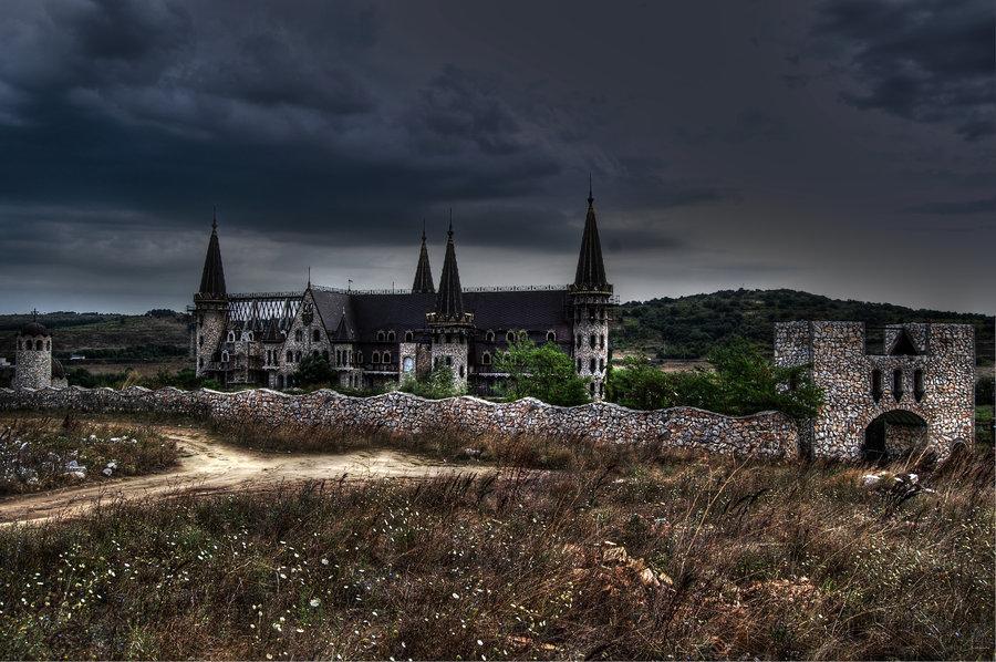 Castle of Ravadinovo--