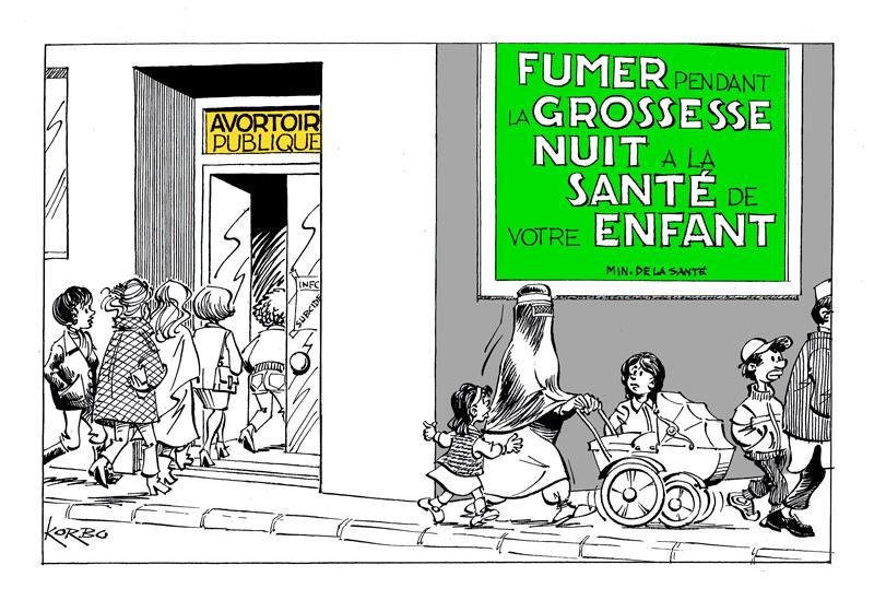fumer grossesse. korbo.22.10.2013