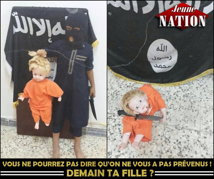 Nouvel attentat commis par un inverti à l'islam au Canada