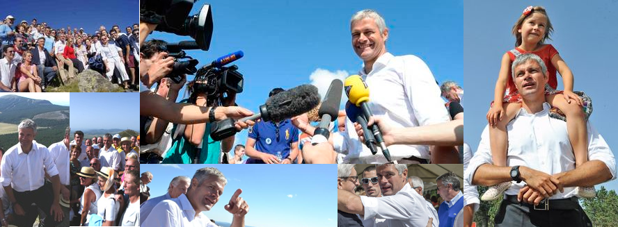 Laurent Wauquiez, la farce tranquille.