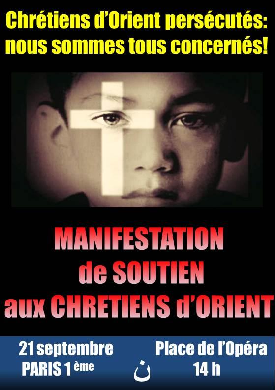 manif-soutien_chretien-civitas-21 septembre 14