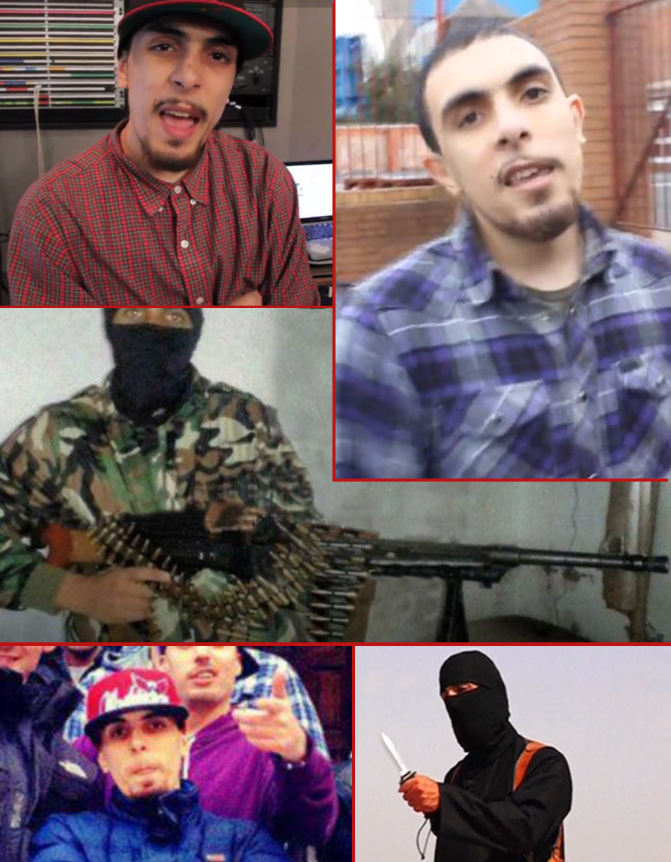 Abdel-Majed Abdel Bary 'Jihadi John' : un pur produit du monde moderne : de la haine à la barbarie