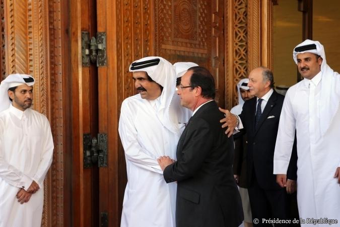 La finance apatride rejointe par les Qataris pour piller la France