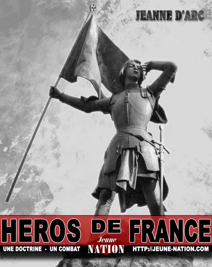Jeanne d'Arc était gaie (Pierre Drieu la Rochelle)