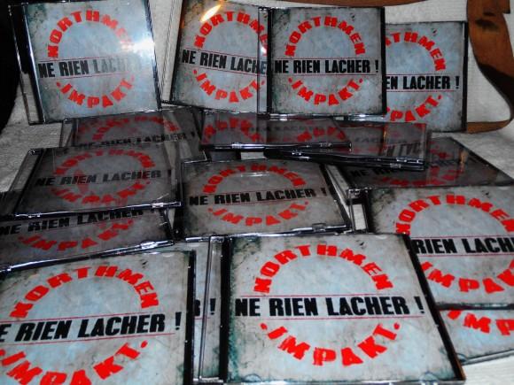 NORTHMEN IMPAKT – NE RIEN LACHER ! (démo)
