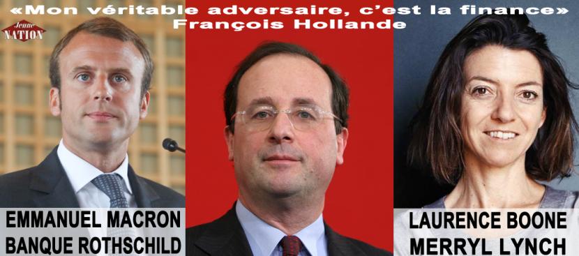 Offensive du ministre de Rothschild et de Valls contre les chômeurs
