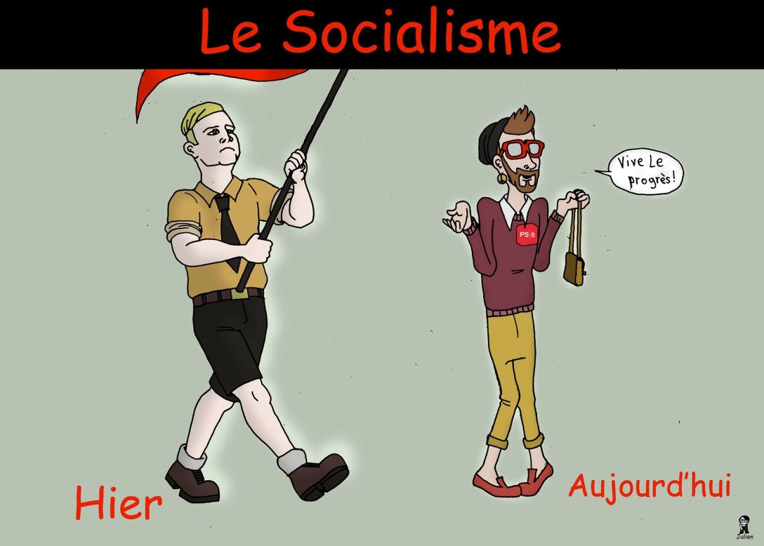 L'Artiste mal pensant - Le Socialisme