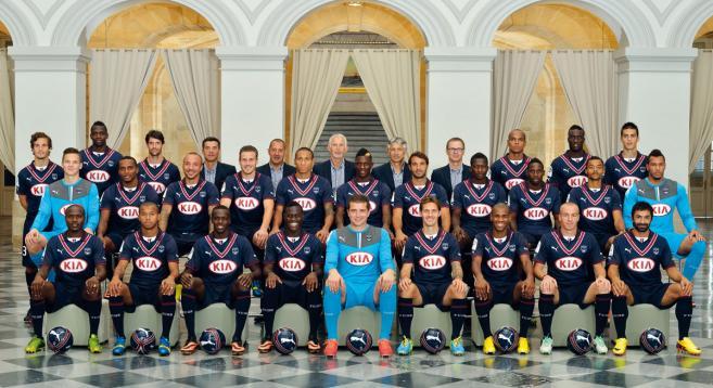 Les Girondins de Bordeaux, une équipe clairement raciste.