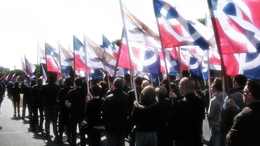 Nationalistes Français face au système
