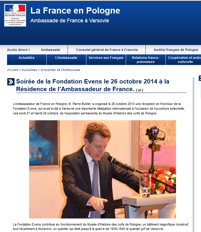 Avec l'argent des contribuables français l'ambassadeur de France Pierre Buhler organise des soirées avec ses amis pédocriminels et diamantaires.