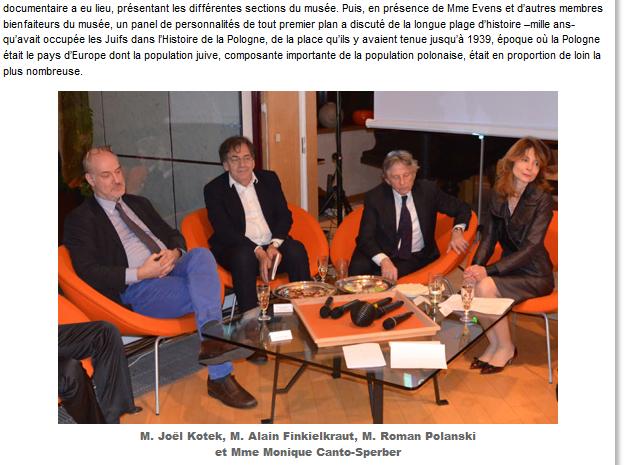 Diamantaire, pédocriminel : les étrangers invités de l'ambassade de France en Pologne
