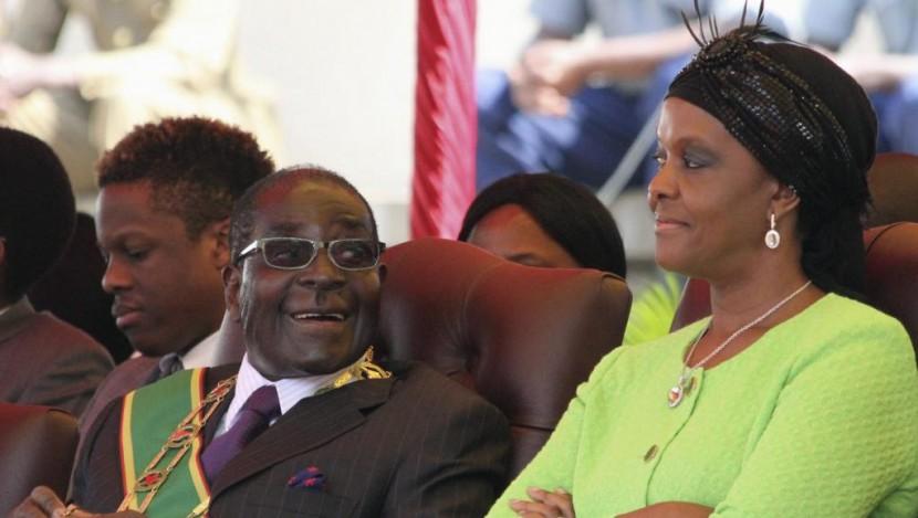 L'UE finance à nouveau le criminel contre l'humanité raciste Mugabe