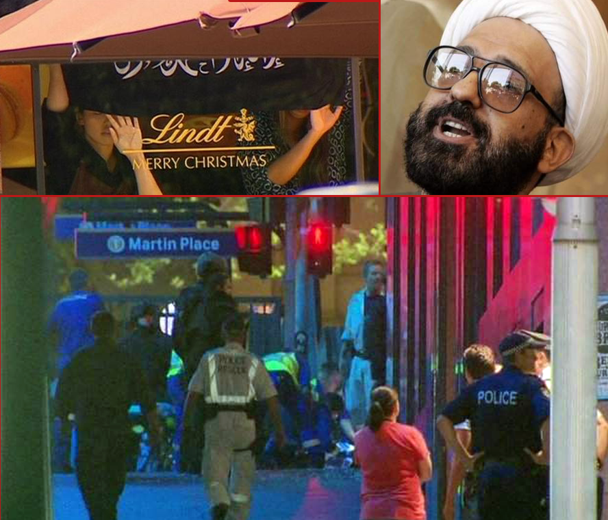 Le criminel islamiste Man Haron Monis