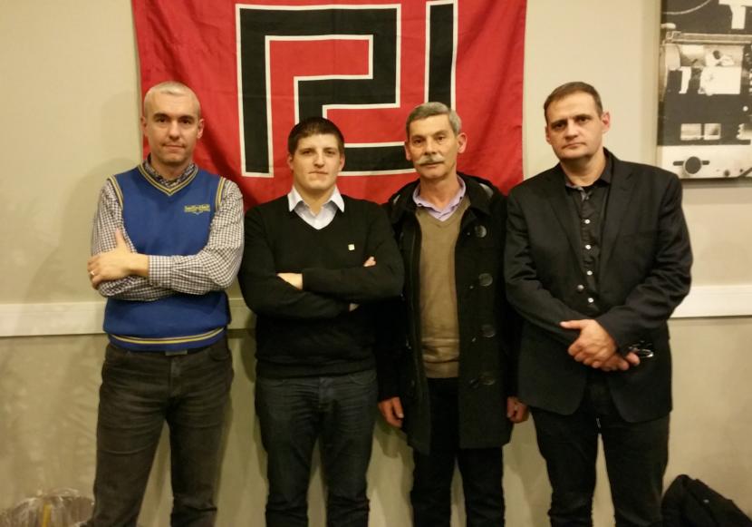 Pour une Europe libre, grande et unie, les nationalistes d'Europe réunis à Milan